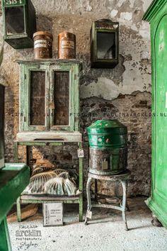 Antic&Chic. Decoración Vintage y Eco Chic: [Negocios bonitos] Tienda de jardinería con encanto industrial