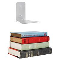 CONCEAL SHELF|UncommonGoods cool, minimal but work w any style