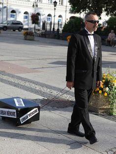 "Jozsef R. Juhasz (Slovakia), ""Urban memoire"", Helsinki, Finland, 2012."