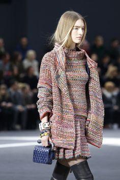 CHANEL - Fashion week - Autumn Winter 2013-2014