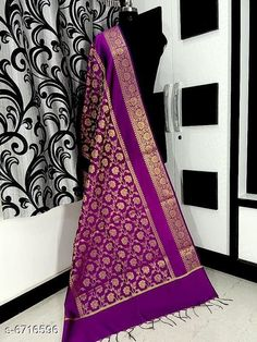 Dupattas Banarasi cotton silk dupatta Fabric: Banarasi Cotton Silk Pattern: Zari Work Multipack: 1 Sizes:Free Size (Length Size: 2.25 m)  Country of Origin: India Sizes Available: Free Size   Catalog Rating: ★4.2 (5673)  Catalog Name: Alluring Attractive Women Dupattas CatalogID_1070724 C74-SC1006 Code: 833-6716596-708