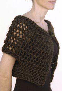 Knit 1 LA: knit 1 LA trunk show. Pattern is $6.50 USD on kint1la.com