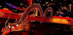 About the Chinese New Year Celebration in Singapore. All travelers.