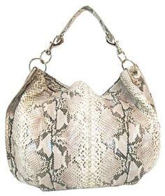52c6045ee9c2 Rebecca Minkoff Python Embossed Leather Hobo Bag Python, Hobo Bag, Happy  Shopping, Rebecca