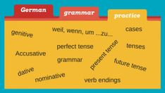 How to use a German text to improve your comprehension - Angelika's German Tuition & Translation Dative Case, German Grammar, Grammar Practice, Plural Nouns, Prepositions, Pen And Paper, Text You, Comprehension, Being Used