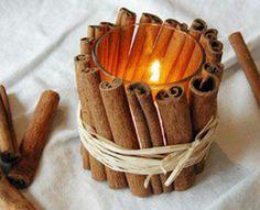 Cinnamon aroma therapy