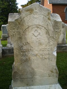 #GenealogicalGems: Tombstone Tuesday: Leven R Rote http://genealogybyjeanne.blogspot.com/2014/12/tombstone-tuesday-leven-r-rote.html?spref=tw #genchat #genealogy @geneabloggers