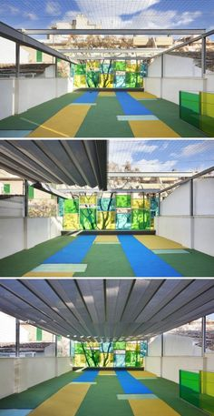 Chromatic Play : Juana Canet Arquitectos