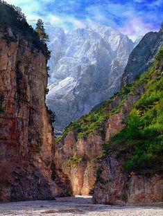 Val di Non, Trentino Alto Adige