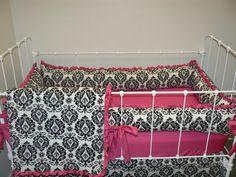 Crib Bedding MADE TO ORDER