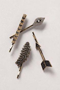 Anthro hair pins!