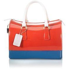 Furla Candy Satchel Handbag