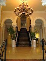 Royal Marine Hotel,  Dun Laoghaire. Fabulous place.