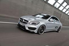 VÄTH V25: Mercedes CLA250 met meer dampf