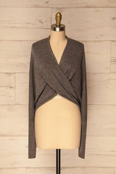 Zabok Grey from Boutique 1861