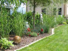 Gartengestaltung by Markus Plants, Lawn, Flowers, Plant, Planets