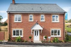 Our 4 bedroom Raglan home- Market Quarter in Holsworthy by Cavanna Homes- 3 & 4 bedroom new homes Devon Coast, North Devon, Somerset, Cornwall, Countryside, New Homes, Floor Plans, Cabin, Traditional