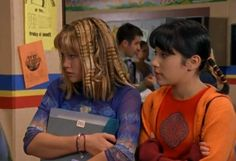 "25 important fashions lessons from ""lizzie mcguire"" ahhahah this is hilarious."
