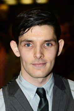 Colin Morgan at screening gala