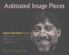 Animated Image Pieces #image #imageeffect #animation #animatedimages #animeJs #effect #javascript