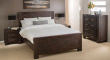 Add a touch of natural warmth to your bedroom with the Kingston package. Each piece has been carefully crafted to showcase the natural beauty of the timbers grain while offering a strong and durable finish that's sure to last. Queen Bedroom, Bedroom Bed, Queen Beds, Value Furniture, Bed Furniture, Childrens Beds, Beds Online, House Goals, Kid Beds