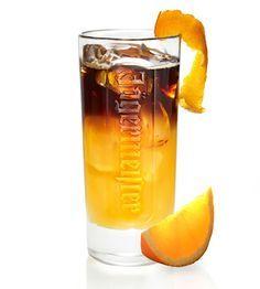 jager fresh orange - Jägermeister cocktail recipes