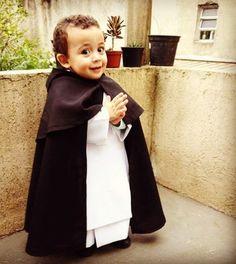 Praying for his vocation! He's so adorable! Catholic Religion, Catholic Quotes, Catholic Kids, Roman Catholic, Kids Bean Bags, Christ Is Risen, All Saints Day, Beautiful Children, Christianity