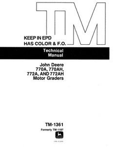 repair manual John Deere L100 L110 L120 L130 Lawn Tractors