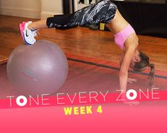 The Torch-and-Tone Circuit - It's the grand finale of celeb trainer David Kirsch's four-week, whole-body training plan. Body Training, Training Plan, Interval Training, Strength Training, Fitness Diet, Fitness Motivation, Fitness Fun, Fitness Quotes, Fitness Models