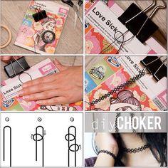~DIY~ Tatoo Choker