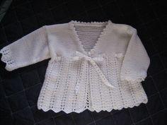 Ravelry: Matinee Coat pattern by Debbie Bliss
