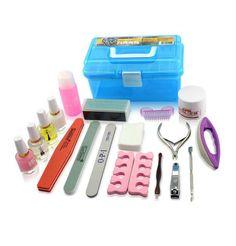 Acrylic nail supplies naio
