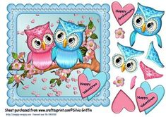 OWL love SBS on Craftsuprint - View Now!