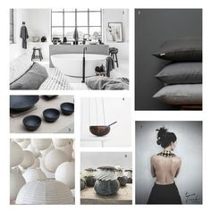 Scandi Boho on Monochrome Color Palette - Shopping Guide – ookulm