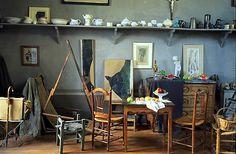 Estudio de Paul Cézanne