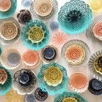 20 Beautiful Upcycled Doily Crochet Decor Items from Maillo