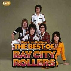 Bay City Rollers - Rock 'N' Rollers: The Best of The Bay City Rollers, Black