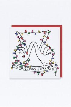 Christmas Forever Card