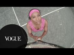 """Serena Williams's Version of """"7/11"""" Is a Grand Slam - Vogue #LoveHer!!!"""