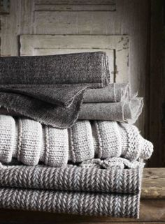 Wool House at Somerset House — Design Hunter Hygge, Gris Taupe, Scandi Chic, Country Lifestyle, Lifestyle Blog, Neutral, Textiles, Shades Of Grey, Textures Patterns