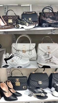 Luxury Branding, Tommy Hilfiger, Gucci, Chanel, Louis Vuitton, Clean Machine, Handbags, Heels, Sneakers