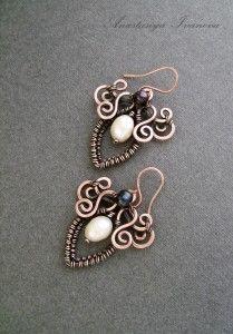 earrings by Anastasiya Ivanova