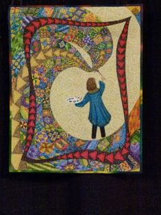 Color my world...with quilts! by Sharon Schlotzhauer