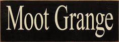 CUSTOM Moot Grange 3.5x30