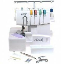 Macchina Tagliacuci Brother 1034D - Permette di maneggiare tutti i tipi di tessuto con facilità e precisione.