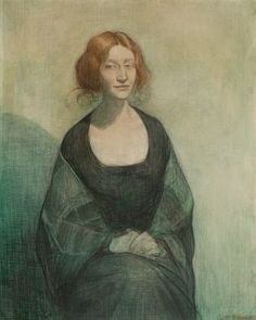 'Tulla Larsen', 1903 Arne Kavli (1878-1970)