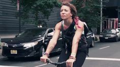 An NYC Bike Messenger Turned SoulCycle Instructor On Managing--And Staying Calm--In Chaos | Fast Company | Business + Innovation