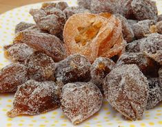 Candied Figs – Rufus' Food and Spirits Guide Fig Recipes, Fruit Dishes, World Recipes, Tea Cakes, Pasta, Food And Drink, Yummy Food, Favorite Recipes, Sweets