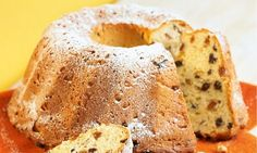 Feiner Hefe-Gugelhupf  - Ein lockerer Hefekuchen mit getrockneten Früchten