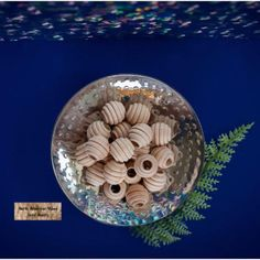"""Beehive Beads 3/4"""" - Beehive, Serving Bowls, Decorative Bowls, Beads, Tableware, Wood, Amazing, Home Decor, Beading"""